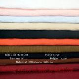 ワイシャツのスカートの余暇の衣服のためのレーヨンナイロンファブリック