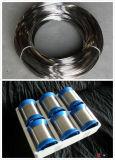 Muestra libre inoxidable del alambre de acero