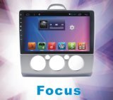 Reprodutor de DVD Android do carro do sistema Ford Focus para a tela de toque com navegação & GPS