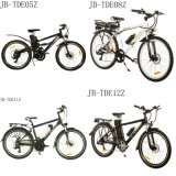 2015 todo el New Lithium Battery y 250With500W Motor Electric Mountain Bike (JB-TDE18Z)