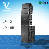 Ligne passive active simple PRO acoustique de Vedian Lpseries 12inch Vrx932la/P d'alignement