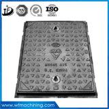Diamension B250 20 cm de hierro fundido Paseo Jardín Lluvia de zanja filtrante Cubiertas Jardín de cajas registradoras