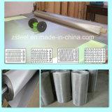 Paño de acoplamiento de alambre de acero inoxidable del CE y del SGS 304/316/316L