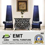 De conception d'hôtel de meubles chaise élégante de dos haut (EMT-CA01)