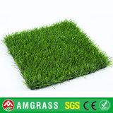 フットボールの運動場の人工的な泥炭および庭の草