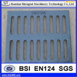 Sarjeta plástica de alumínio composta da fábrica do ISO que raspa GV Inpection