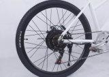 Doradoの電槽が付いている2016新しい十字の女性の電気自転車