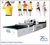 De Scherpe Apparatuur van de kleding van de Scherpe Machine van de Stof