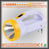 Antorcha recargable de 1W LED con la luz del vector de 12 LED (SH-1959)