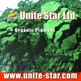 Органический зеленый цвет 8 пигмента для промышленной краски