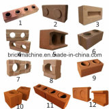 Machine de verrouillage de brique de sol d'argile de Qmr2-40 Lego Maunal