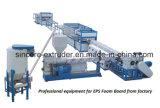 XPS körperliche Schaumgummi-Vorstand-Strangpresßling-Geräten-Maschine