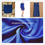 Polyester Twist Bright ou Seml-Dull/Spandex/Jacquard/Flocked/Golden/Embroidery Satin pour Underwear et Evening Dress.
