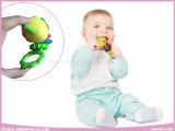 아기 Teether 가르랑거리는 소리 비닐은 유아를 위한 물고기 Teether를