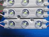 Módulos do diodo emissor de luz para o módulo do diodo emissor de luz dos sinais DC12V IP67 5730SMD