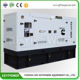 Generatore del motore diesel di capacità elevata di Keypower, generatore diesel insonorizzato 145kw