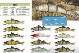 Grande amorce commune de bonne qualité de nageur attrait de pêche de 150mm et de 200mm