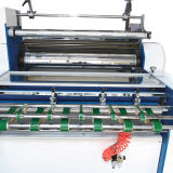 Yfmb-1200b 자동 장전식 접착제 보다 적게 및 열 필름 박판으로 만드는 기계