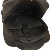 Sac noir de sac à dos avec le modèle simple sur la promotion (SB6433)