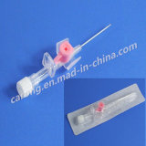 Type remplaçable médical stérile canule de sûreté de qualité d'IV