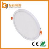 Panel-Deckenleuchte der Plastikder gehäuse-Beleuchtung-12W SMD AC85-265V Lampen-runde LED
