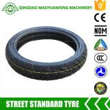 Neumáticos estándar de la motocicleta de la calle 80/90-14