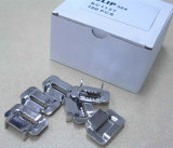Stainless Steel Banding Teeth Buckles/clip Lock band