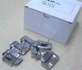 Edelstahl-Streifenbildungs-Zahn-Faltenbildungen/Klipp Verschlussband