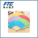 Custom Hand Control Fold up Fans para Cooling Foldable Fans