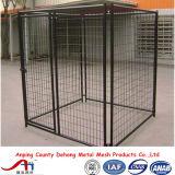 Fossa di scolo rivestita del cane della polvere, prodotto del cane, gabbia del cane, Camera di cane da vendere