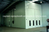 Aquecimento de infravermelhos Long Bus / Truck Drying Spray Booth