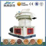 L'agro-industrie usine le moulin de briquette de luzerne de paume