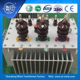 Voll-Dichtung 10kv ölgeschützter Verteilungs-Transformator für Stromversorgung