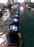 7PCS*10W stadiums-Wäsche-Licht der kleinen Bienen-Mini-LED bewegliches Haupt