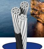 0.6/1kv Aluminium 2 Core XLPE of pvc Insulation Duplex ABC Aerial Cable 2X95mm