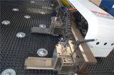 16/24/32 Stationen mit Drehkopf-lochender Maschine des 2 Automobil-Index-CNC für das Blech-Aufbereiten