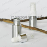 Botella cosmética de aluminio del cuentagotas del petróleo esencial del petróleo de Oliverio (PPC-ACB-054)