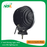 4X4 Lampe de travail à LED de 7 po de 7 po Lampe de travail à LED 10V-30vcree haute qualité pour tracteur, camion, chariot élévateur, camion Mifor