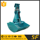 Godet Rotary Excavateur OEM Clamshell Bucket