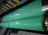 película verde do envoltório da ensilagem de 750mm para o Chile