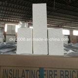 Thermal elevado que isola o tijolo refratário para o forro de fornalha