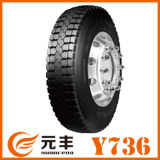 Pneu approfondi du pneu TBR de configuration (9.00R20 10.00R20 11.00R20 12.00R20)