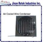 冷却装置のためのワイヤー管の冷凍のコンデンサー