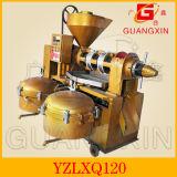 Presse d'huile de cuisine de tournesol (YZLXQ120)
