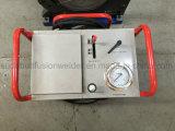 石鹸水315hのHDPEの熱い融合機械