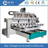 Mittellinie 3D der Handlauf-4 CNC-Fräser