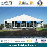 Grande tenda di evento della tenda foranea di alluminio esterna delle 300 genti con le pareti di vetro da vendere