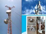 Башня антенны оттяжки антенны Lowes для телекоммуникаций