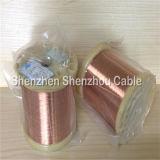 Type nu CCAM de fil d'alliage de CCA 0.15mm