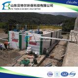 Matériel de traitement des eaux résiduaires, prix d'usine de STP, prix de constructeur d'installation de traitement d'eaux d'égout